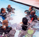 PADI Instructor Development